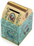Djeco Money Box - Oriental Palace DD03341